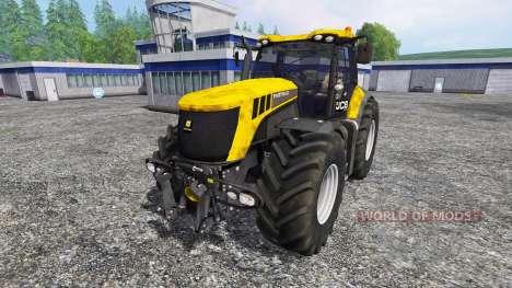 JCB 8310 Fastrac v5.0 для Farming Simulator 2015