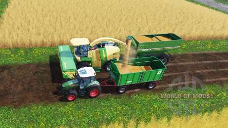 Horsch Titan 44 UW для Farming Simulator 2015
