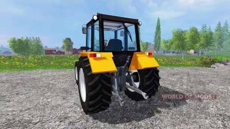 Renault 106.54 для Farming Simulator 2015