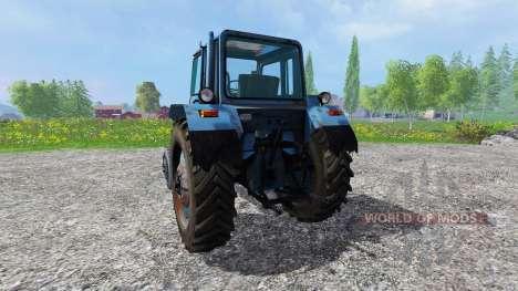 МТЗ-82Л 1976 для Farming Simulator 2015