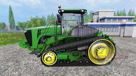 John Deere 9560RT v1.1 для Farming Simulator 2015