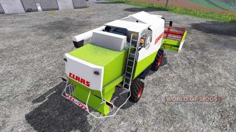 CLAAS Lexion 430 v1.2 для Farming Simulator 2015
