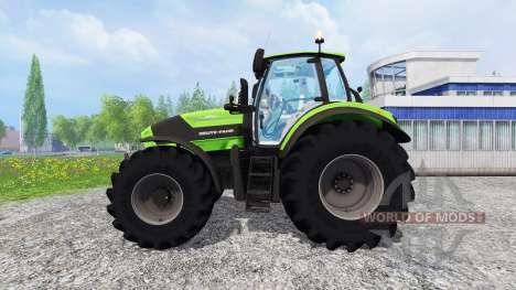 Deutz-Fahr Agrotron 7250 TTV v3.6 для Farming Simulator 2015