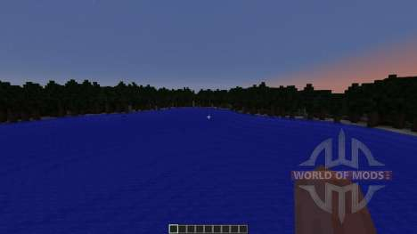 The Island Of jarkadt для Minecraft