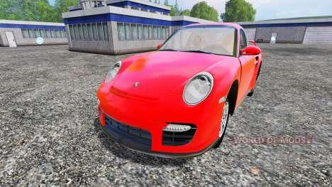Porsche 911 GT2 v1.2 для Farming Simulator 2015