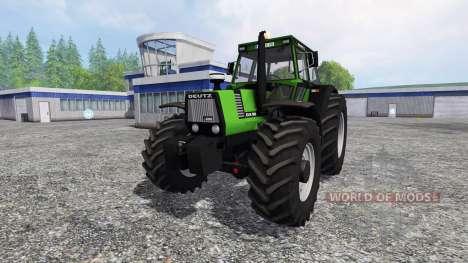 Deutz-Fahr DX 90 для Farming Simulator 2015