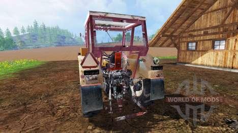 Ursus C-360 v2.0 для Farming Simulator 2015