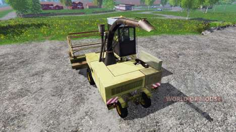 Fortschritt E 281 v1.1 для Farming Simulator 2015