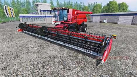 Case IH Axial Flow 9230 v4.2 для Farming Simulator 2015