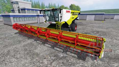 CLAAS Lexion 760TT v1.2 для Farming Simulator 2015
