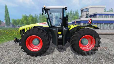 CLAAS Xerion 4500 v2.2 для Farming Simulator 2015