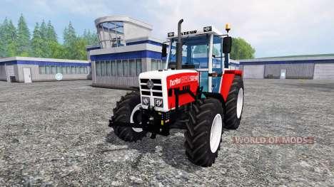 Steyr 8090A Turbo SK2 [larmarm] для Farming Simulator 2015