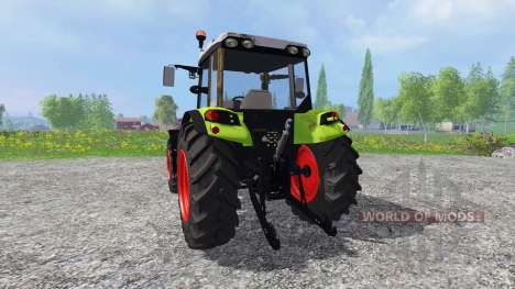 CLAAS Axos 340 CX [gear] для Farming Simulator 2015