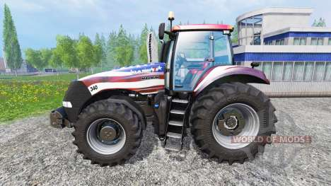 Case IH Magnum CVX 340 [stars stripes] для Farming Simulator 2015