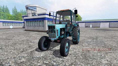 МТЗ-80УК для Farming Simulator 2015
