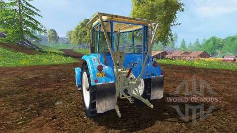 Zetor 4011 v1.0 для Farming Simulator 2015