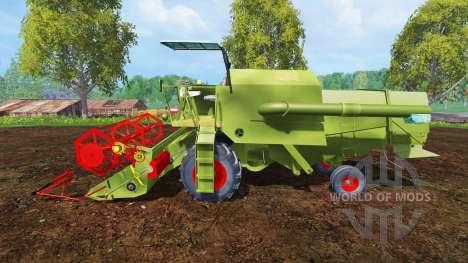 CLAAS Consul v1.1 для Farming Simulator 2015