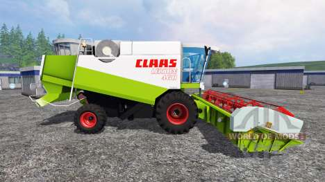 CLAAS Lexion 460 для Farming Simulator 2015