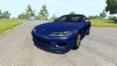 Nissan Silvia S15 для BeamNG Drive
