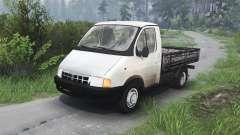 ГАЗ-3302 Газель v1.1 для Spin Tires