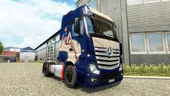Mercedes-Benz Actros MP4 [Mary Sue Edition] для Euro Truck Simulator 2
