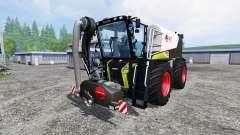 CLAAS Xerion 4000 SaddleTrac v1.5