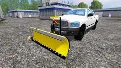 Dodge Pickup [snowplow]
