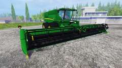 John Deere S680 [TerraTire]