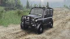УАЗ-315195 Хантер [23.10.15] для Spin Tires