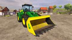 John Deere 624K v2.0 для Farming Simulator 2013