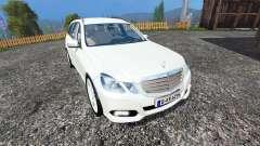Mercedes-Benz E350 CDI Estate v1.1