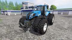 New Holland T8.435 DuelWheel v4.0.1