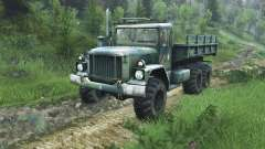 AM General M35A3 1993 [08.11.15] для Spin Tires
