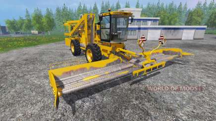 ROPA euro-Maus 3 для Farming Simulator 2015