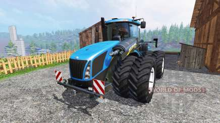 New Holland T9.560 DuelWheel v3.0.2 для Farming Simulator 2015