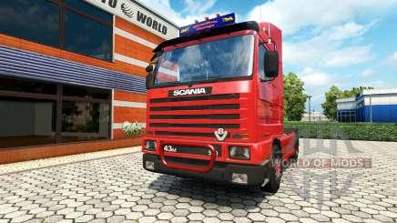 Scania 143M v1.7 для Euro Truck Simulator 2