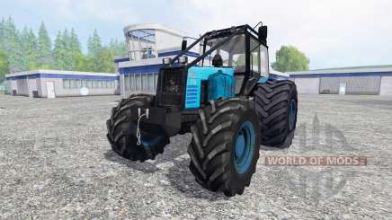 МТЗ-1221 Беларус [новый двигатель] для Farming Simulator 2015