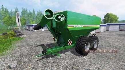 Horsch Titan 44 UW для Farming Simulator 2015