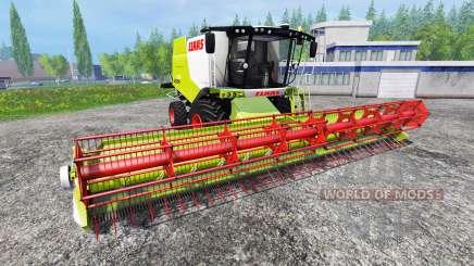 CLAAS Lexion 670 для Farming Simulator 2015