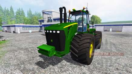John Deere 9630 v2.0 [selectable wheels] для Farming Simulator 2015