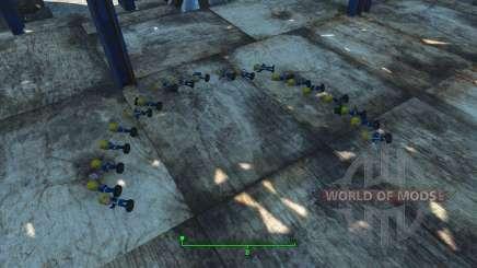 Чит на фигурки Pip-Boy для Fallout 4