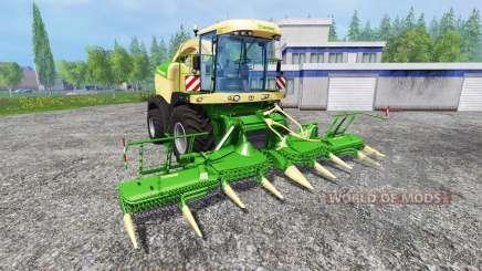 Krone Big X 580 v1.0 для Farming Simulator 2015