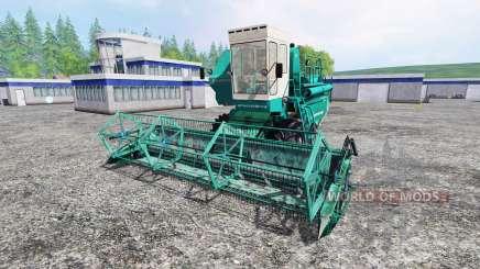 Енисей-1200 для Farming Simulator 2015