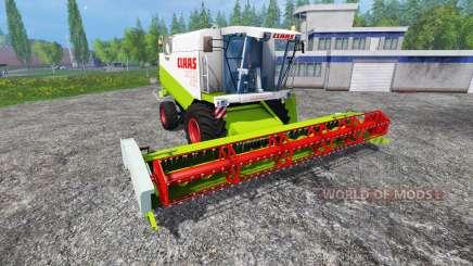 CLAAS Lexion 460 для Farming Simulator 2015