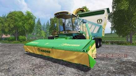 Krone Big X 650 Cargo v3.0 для Farming Simulator 2015
