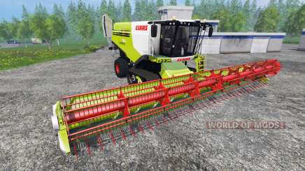 CLAAS Lexion 780TT v1.2 для Farming Simulator 2015