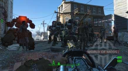 Brotherhood Support для Fallout 4
