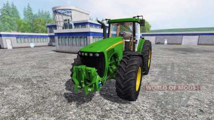 John Deere 8220 для Farming Simulator 2015