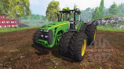 John Deere 8530 [EU] v3.0 для Farming Simulator 2015