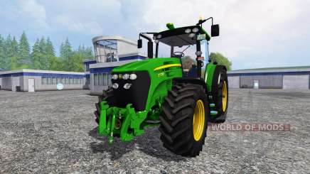 John Deere 7730 [new gear] для Farming Simulator 2015